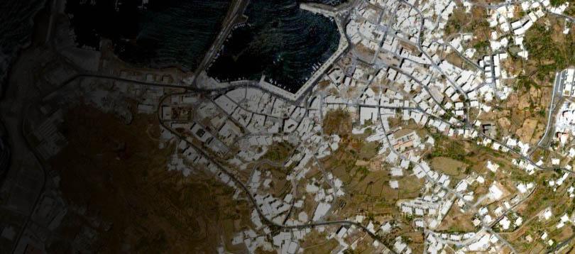 WebGIS del Piano Regolatore Generale del Comune di Pantelleria