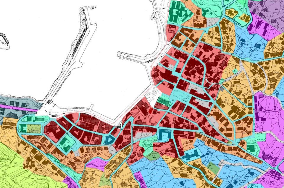 Piano Particolareggiato del Comune di Pantelleria