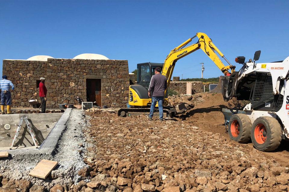 Costruire un Dammuso a Pantelleria: tutte le autorizzazioni necessarie