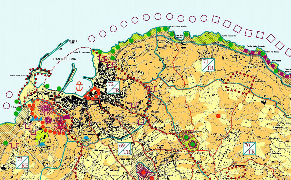 Piano Territoriale Paesistico di Pantelleria
