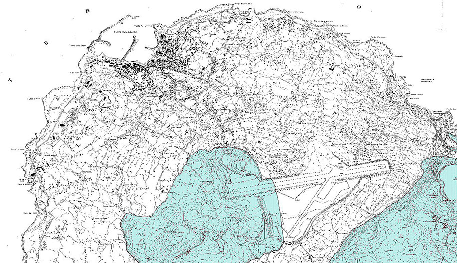Vincolo idrogeologico Pantelleria